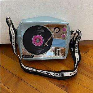 Betsey Johnson DJ Booth Bag